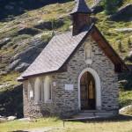 Kapelle neben der Zufallhütte