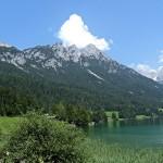 Hintersteiner See in Kaisergebirge