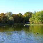 Ostparksee München