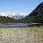 Ferchensee 1.060 Meter über NN