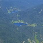 Ferchensee und Lautersee bei Mittenwald