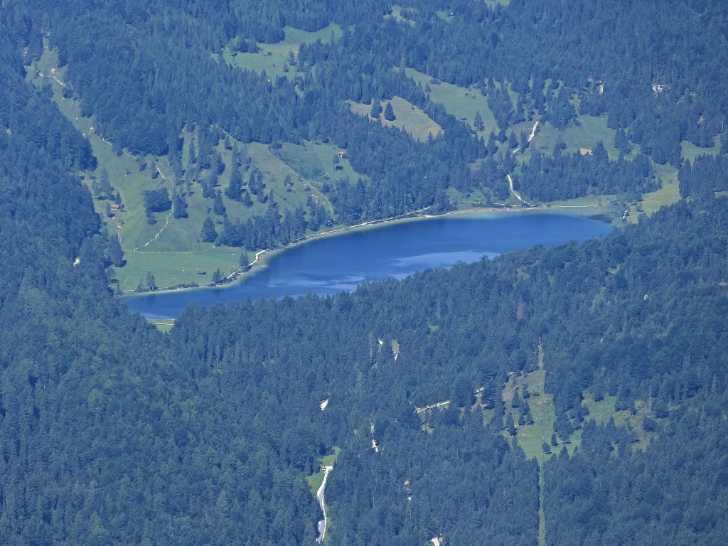 Ferchensee bei Mittenwald