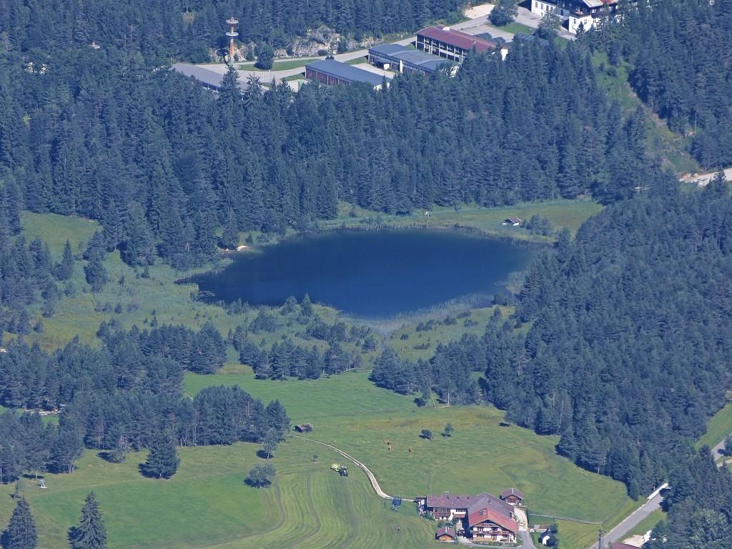 Luttensee nähe Mittenwald