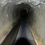 Dammkar Tunnel 450 m