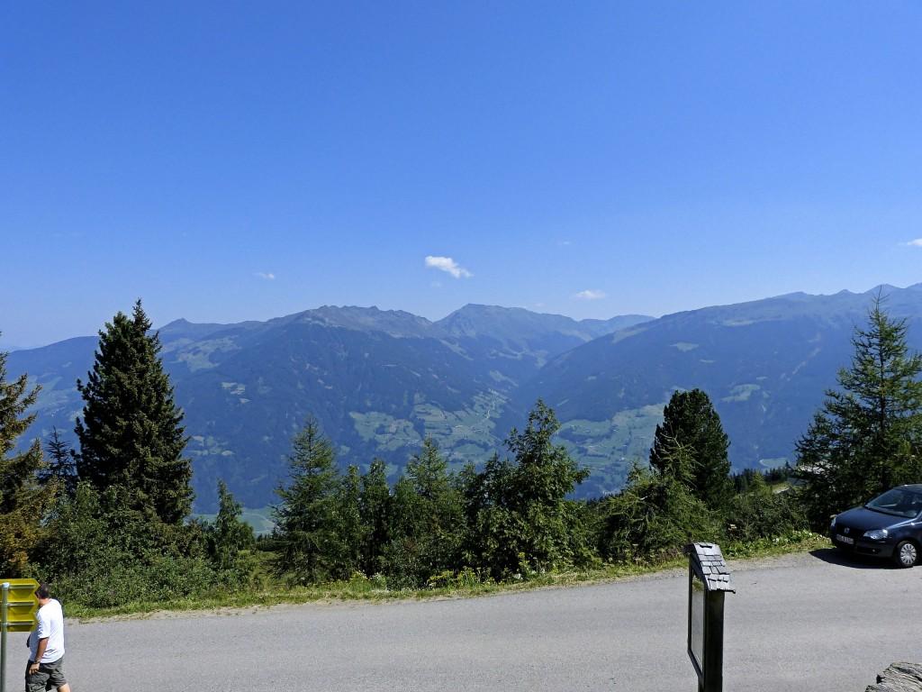 Zillertal in Tirol