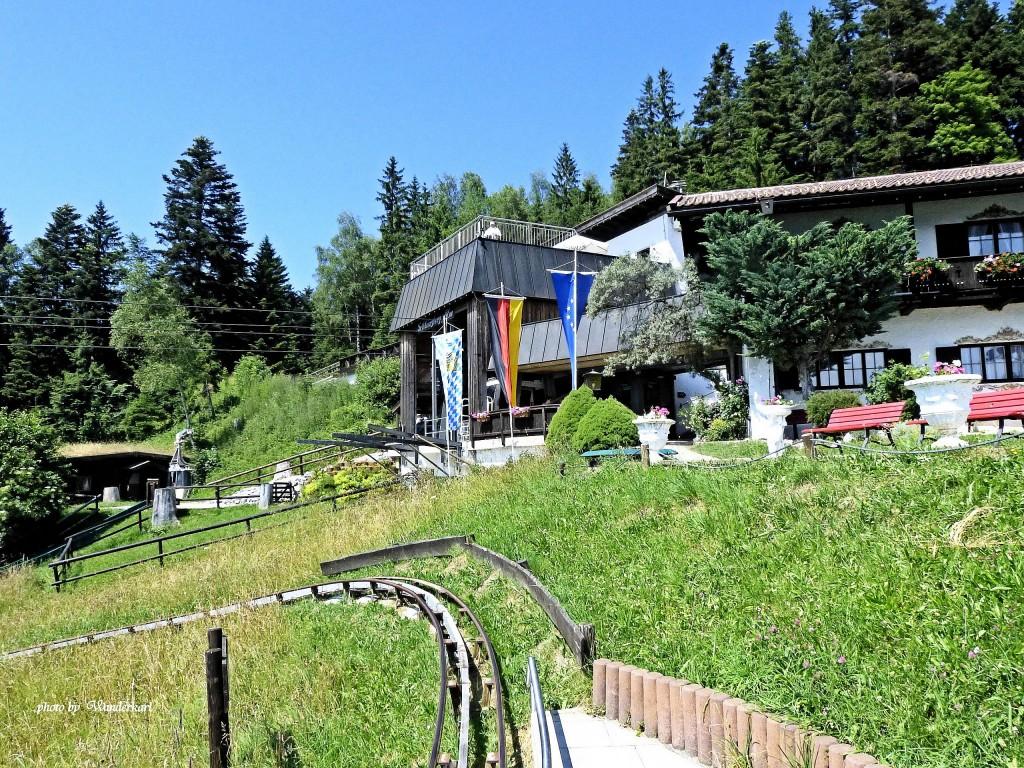 Schliersbergalm Seilbahn Bergstation