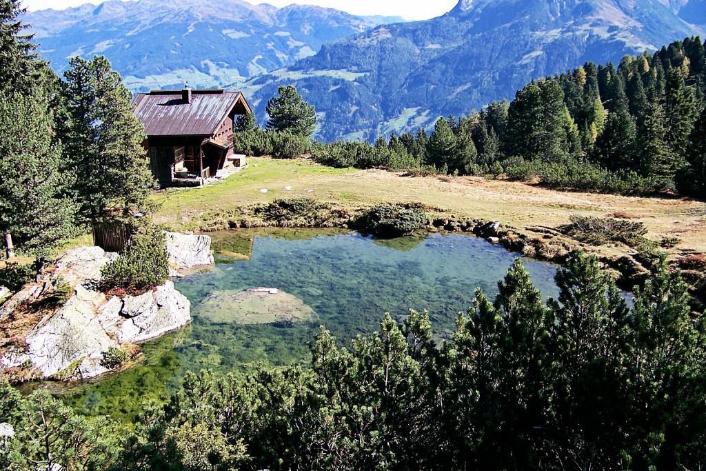 Penkensee in Zillertal