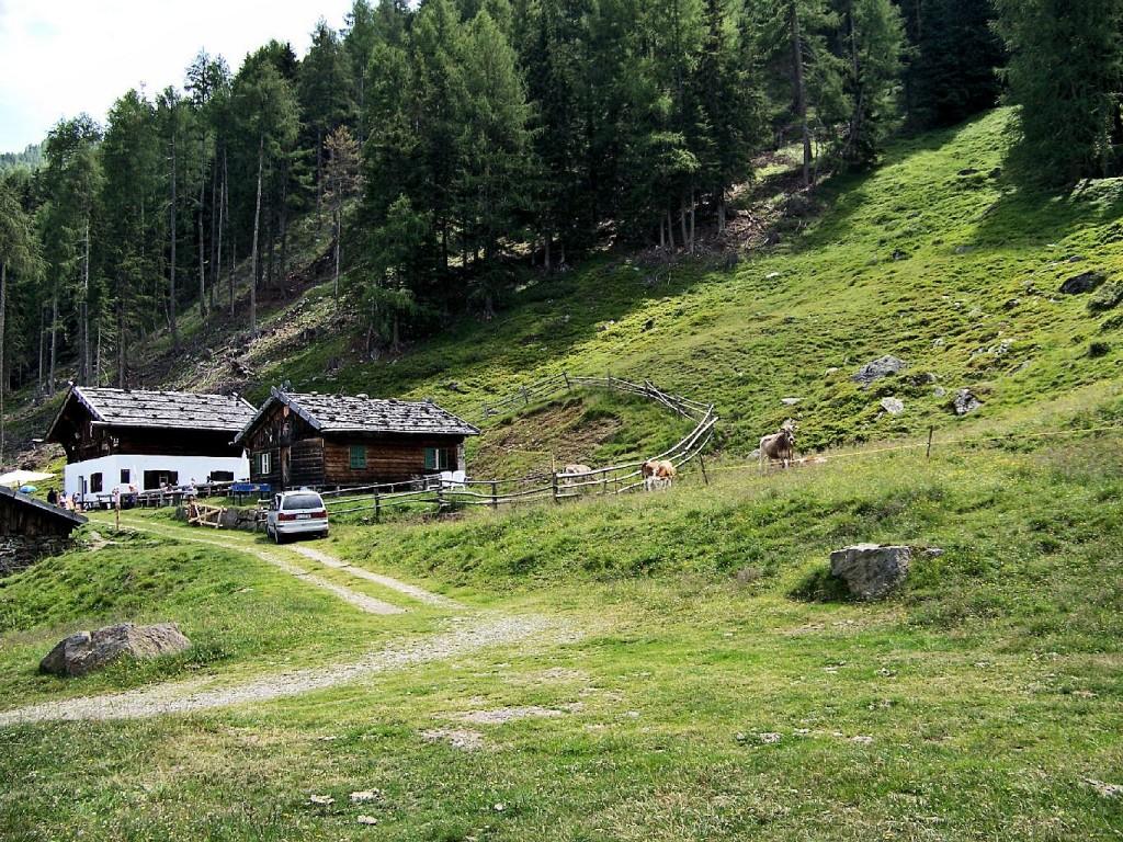 Tablander Alm 1758 m