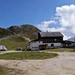 Tuxerjochhaus 2340 m