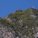 Berggipfel nähe Tuxerjochhaus