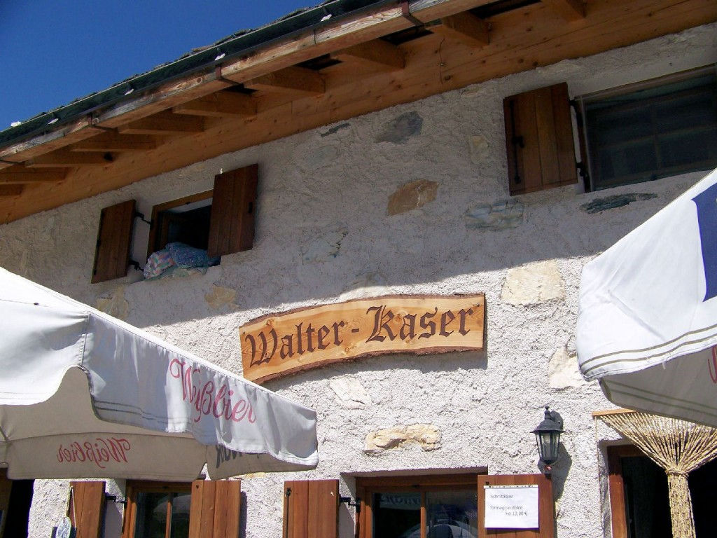 Jausenstation und Sennerei Walter Kaser