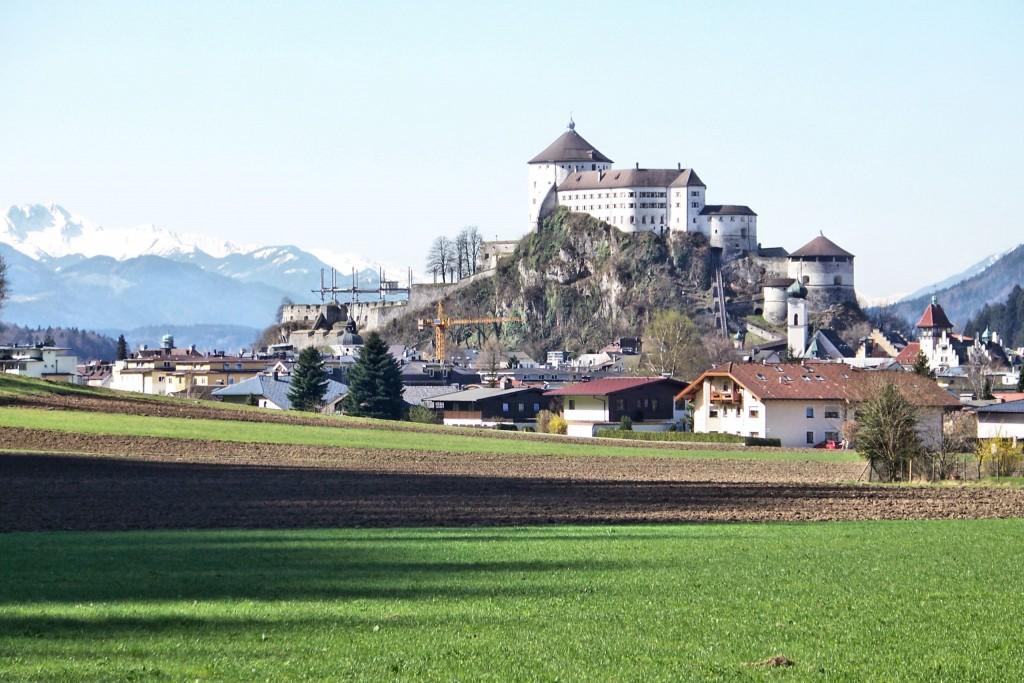 Kufsteiner Festung in Tirol