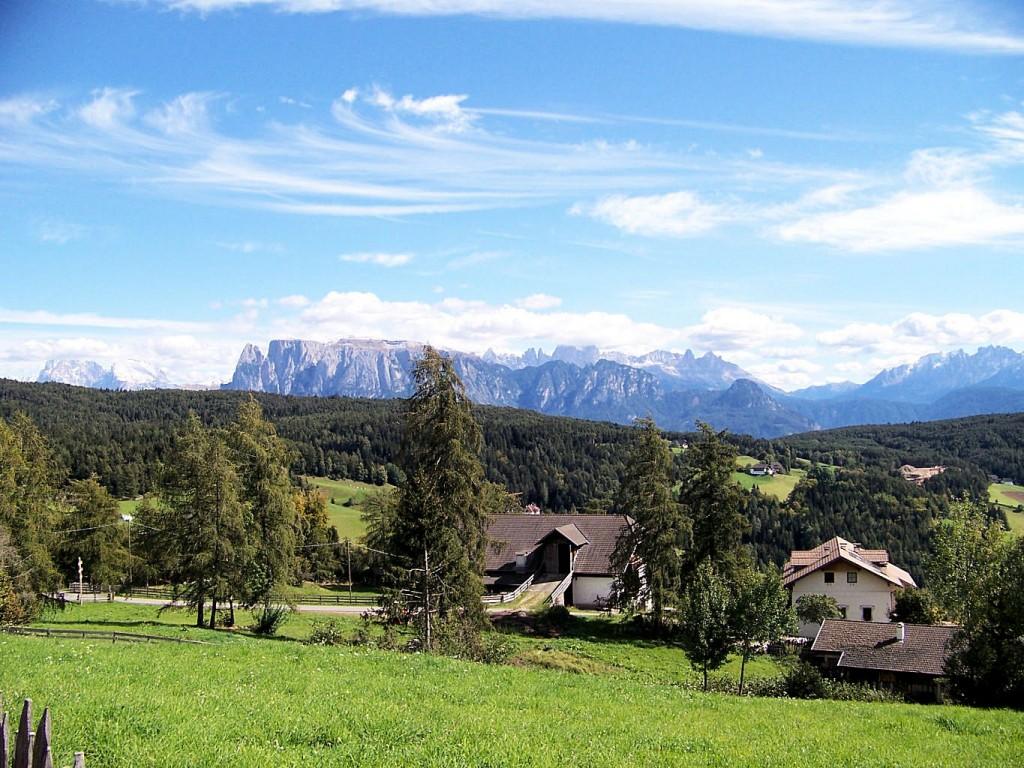Am Ritten Südtirol