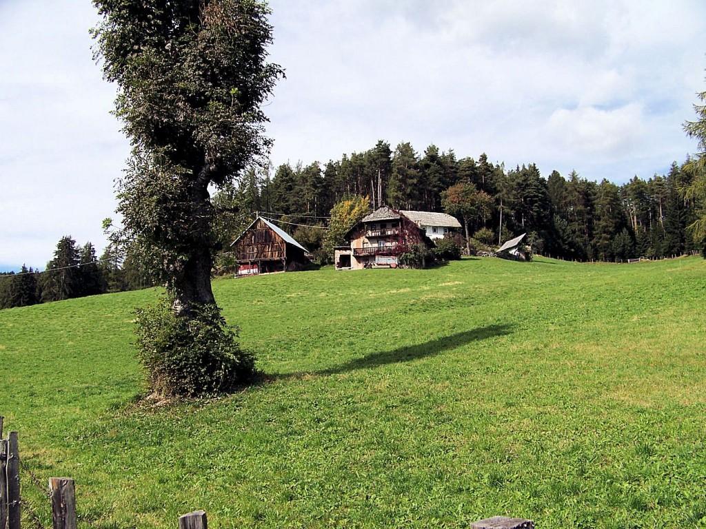 Bauernhof am Ritten Südtirol