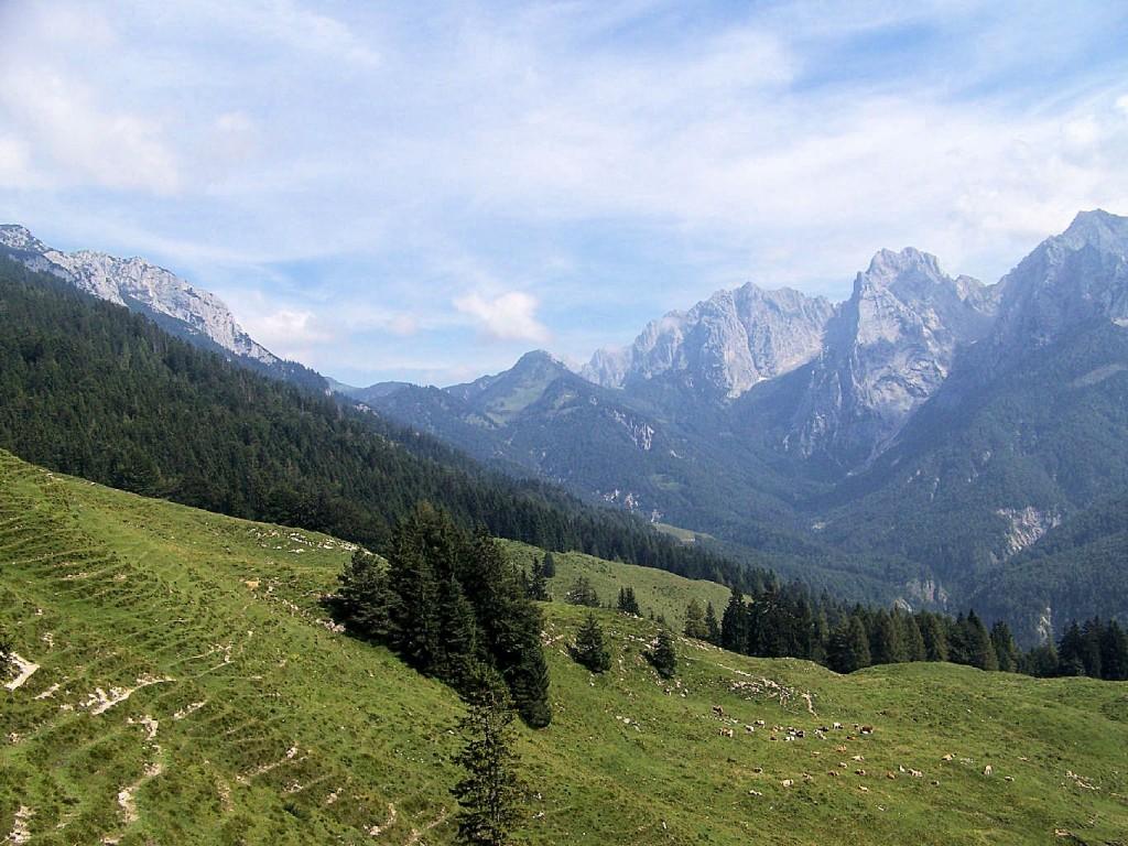 Kaisertal am Zahmen Kaiser