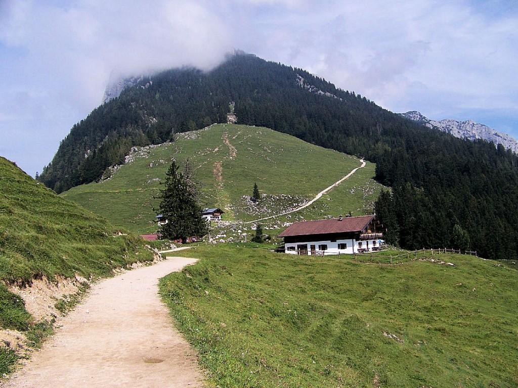 Ritzaualm 1161 m