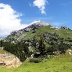 Rofangebirge in Brandenberger Alpen