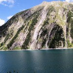 Bergkuppe bei Schlegeis