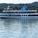 MS Seehaupt auf den Starnbergersee