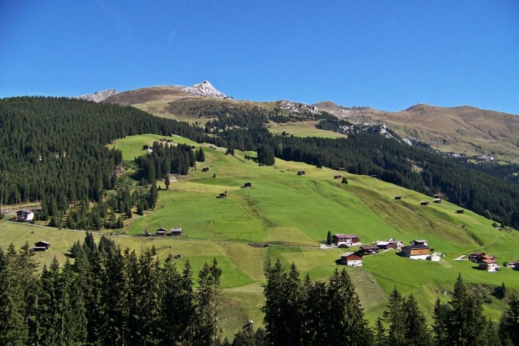 Bauernhöfe in Tux Zillertal
