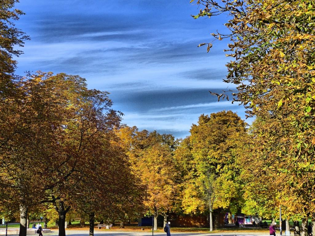 Park in Neuperlach Zentrum