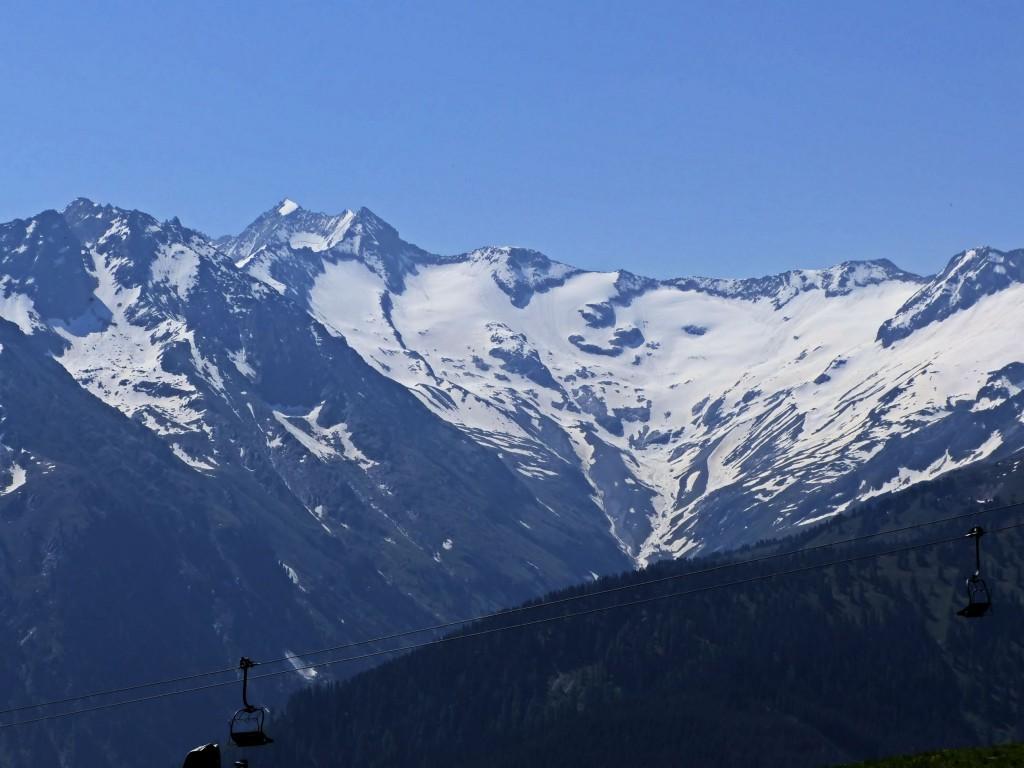 Hohe Tauern Gebirge