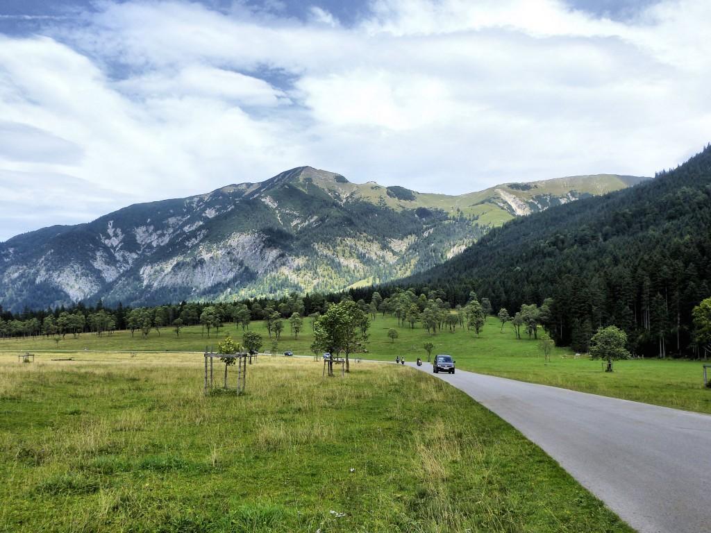 Risstal in Karwendelgebirge