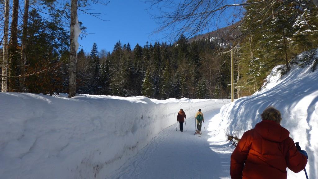 Winter in Schwarzbachtal
