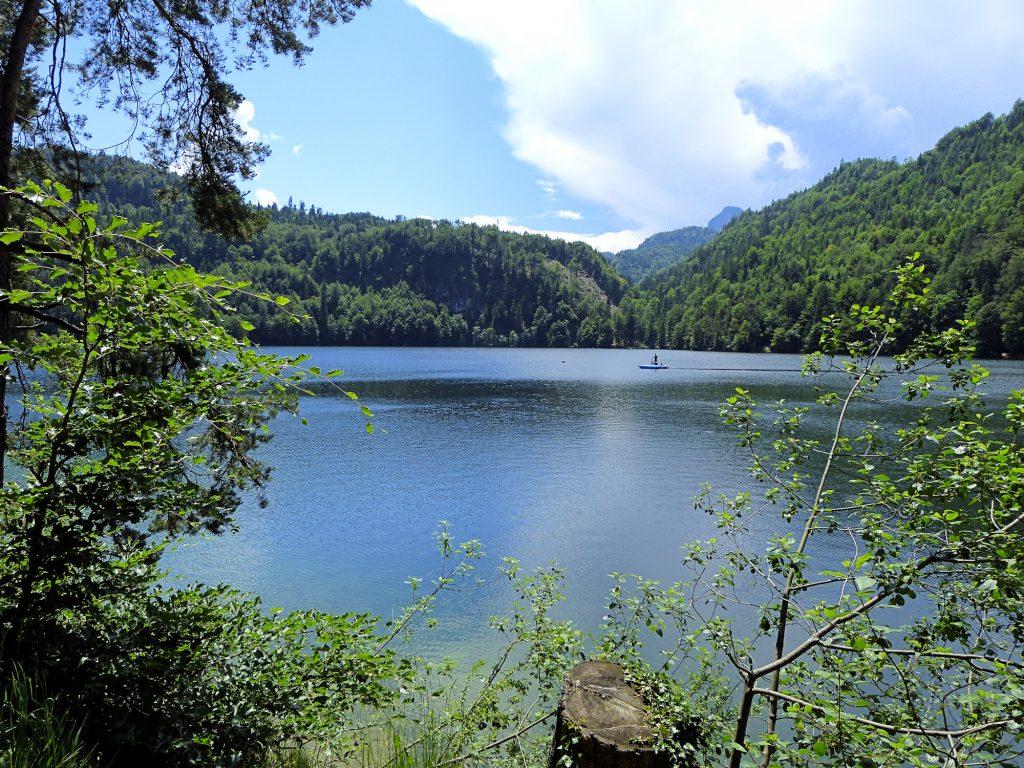Hechtsee in den Brandenberger Alpen
