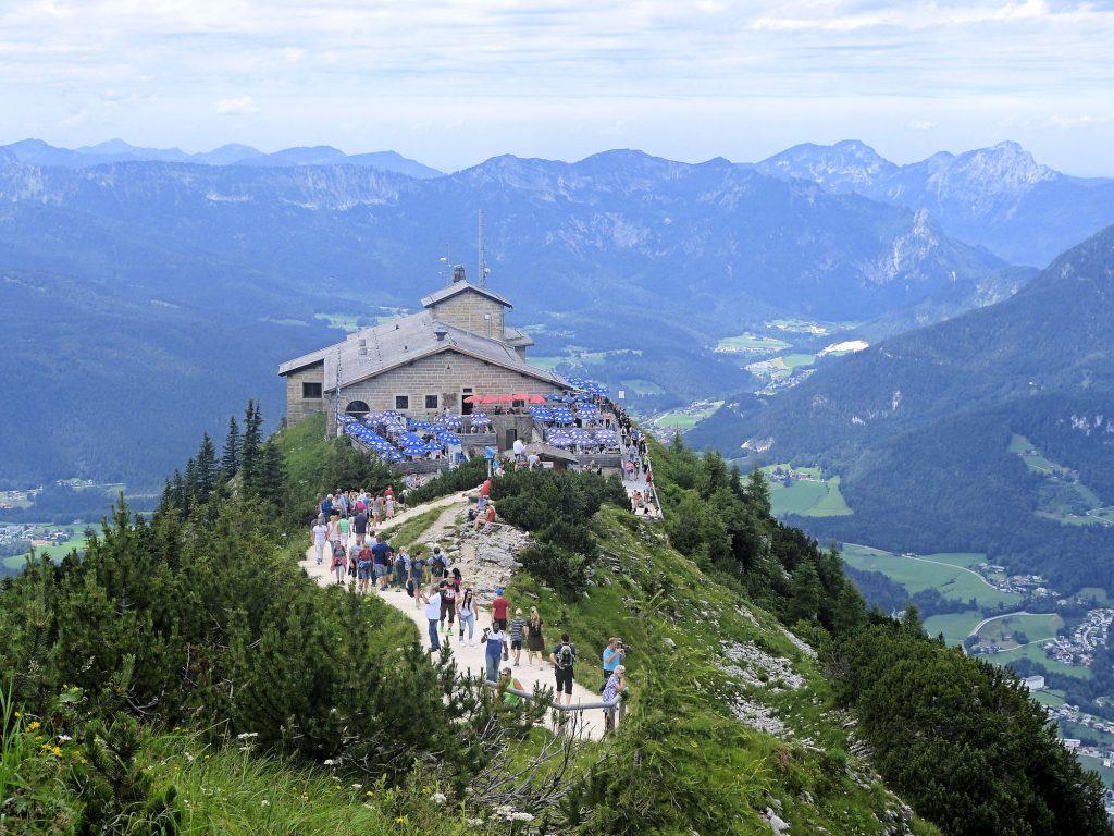 Kehlsteinhaus ( 1.834 -m )