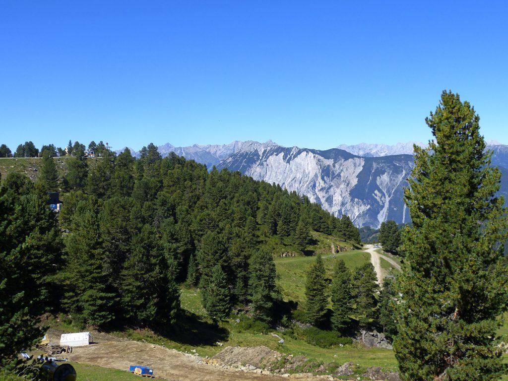 Hochoetz in Ötztal Tirol