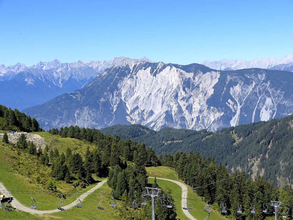Hochoetz Ötztaler Alpen