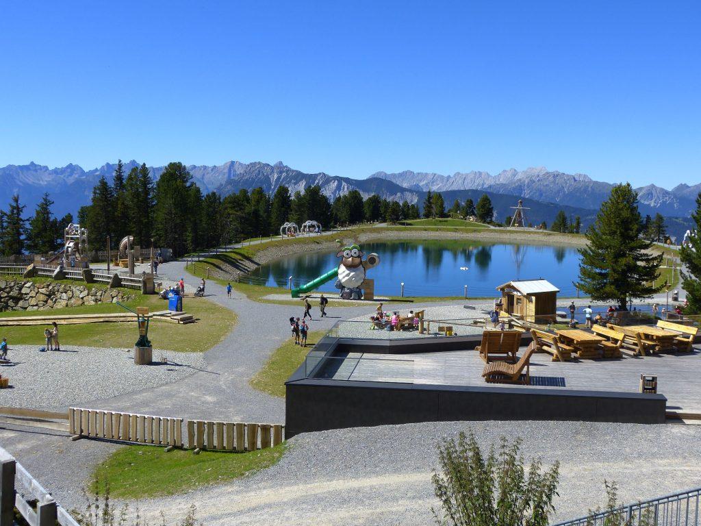 Freizeit und Erlebisspark auf Hochoetz