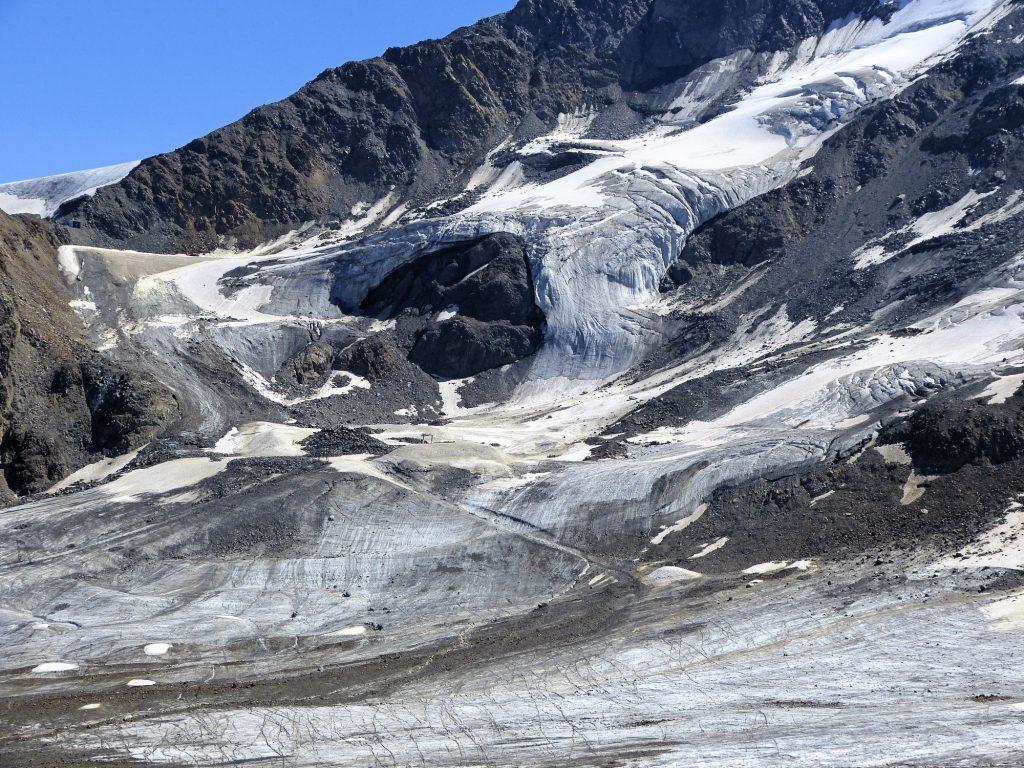 Weißseeferner Gletscher in Kaunertal