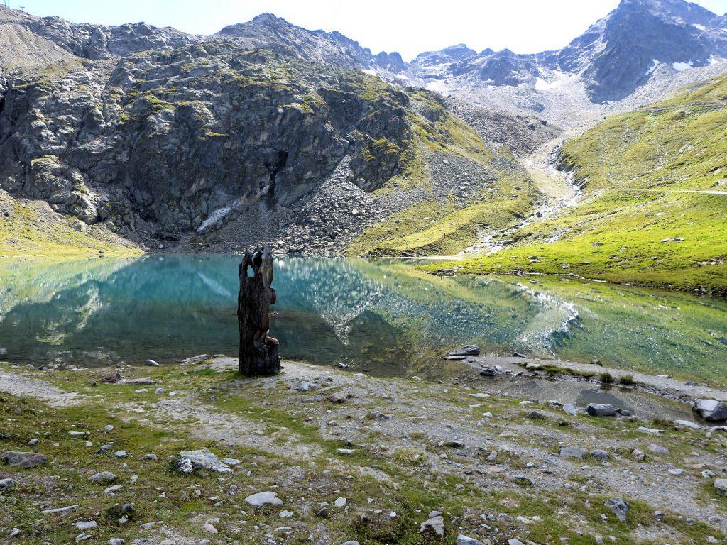 Weißsee in Kaunertal